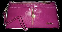 Женский кошелек Balisa сиреневого цвета из кожзама LLP-062414