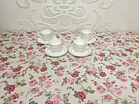 Скатерть Розовый цветок 140*180