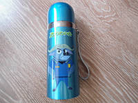 Детский термос для напитков и чая с клапаном ZooTopiA  500ml