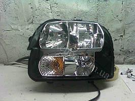 Установка биксеноновыз линз G5 на Fiat Doblo 3