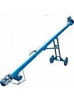 Погрузчик шнековый ЗШП-10, ЗШВ-40 (6 метров, 9 метров)