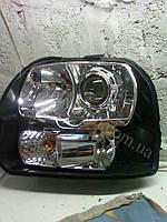 Установка биксеноновыз линз G5 на Fiat Doblo 5