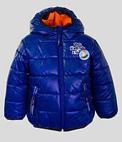 Evolution Куртка для хлопчика 08-ВМ-17 р110,116 яскраво-синій