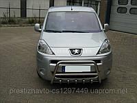 Кенгурятник Peugeot Partner