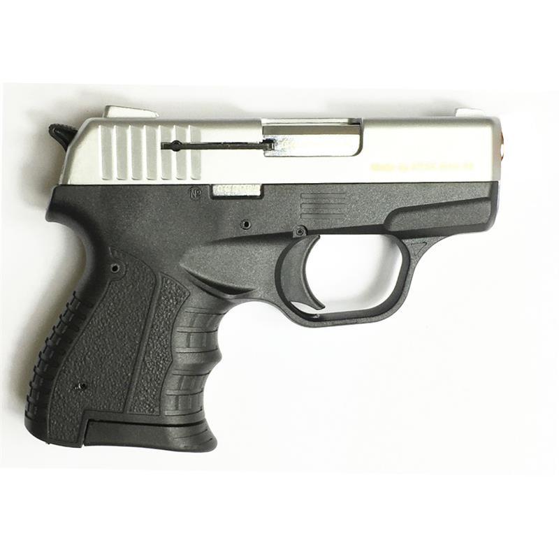 Стартовый пистолет Stalker M2906 (блестящее хромирование)