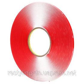 3M™ Двухсторонняя клеящая лента ( скотч ) VHB™ 4918F 5мм х 16,5м, толщ. 2мм