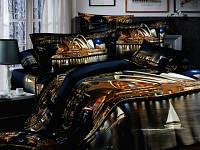 Евро комплект постельного белья Sidney