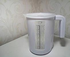 Удобные кухонные весы, стакан измерительный Polaris PKS 0521DL (Поларис 0521)
