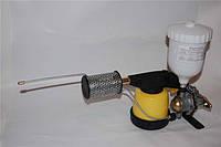 Варомор, дымовая пушка н/ж (с трубкой из нержавеющей стали для обработки пчел.)