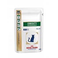 Royal Canin Obesity Management/Роял Канин влажный корм для котов склонных к избыточному весу