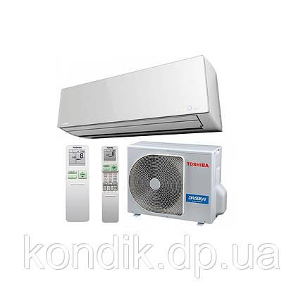 Кондиционер Toshiba RAS-10G2KVP-EE/RAS-10G2AVP-EE  інвертор, фото 2