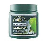 Бальзам Зеленое яблоко для всех типов волос 500 мл Iris IR-0499