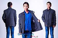 Детское пальто Рябчик ЗИМА для мальчика 134-152рост