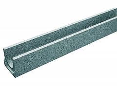 Лоток водоотводящий бетонный BetoMax Basic ЛВ-10.14.13-Б