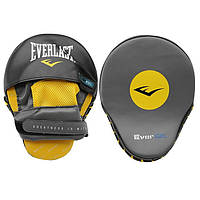Лапы  боксерские Everlast Evergel mantis Punch Mitts