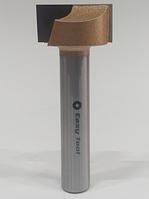 Пазовая фреза под петли скрытого монтажа Easy Tool 1007 D30 H16 d12 L75