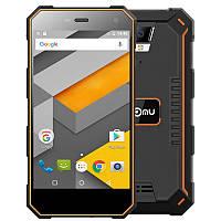 "Смартфон Nomu s10, 5000mAh, 2/16Gb, 8/2Мп, экран 5""IPS, 2sim, GPS, 4G, 4 ядра, Android 6.0"