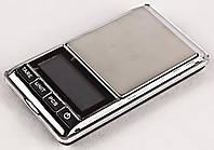 Весы цифровые карманные Digital Scale 300gr/0,01: LCD дисплей, ct/g/oz/ozt/dwt/tl/gn, 11,6х6,4х1,7 см