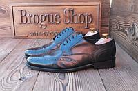Мужские туфли броги Marks & Spencer Sartorial, 28.5 см, 43.5 размер. Код: 060.