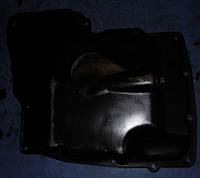 Поддон двигателя масляный металлCitroenJumper 2.2hdi2006-20142s7q6675ba (мотор 4HV (P22DTE)