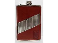 Карманная фляга F1-7, фляжка для алкогольных напитков