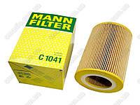 Фильтр воздуха новый Smart ForTwo 450 0.8L MANN  C1041