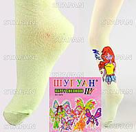 Детские качественные колготки Shuguan 9076-14 116-128-R.