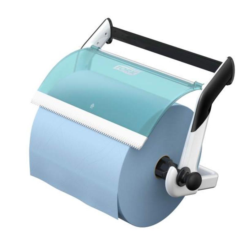 Настенный диспенсер для материалов в рулоне Tork Performance