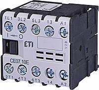 Контактор миниатюрный CE07.10-230V-50/60Hz