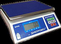 Весы торговые фасовочные Ф998-15Л