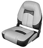 Сидіння Premium High Back Сірий/Вугілля/Вугілля