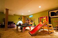 Наливные полы для детских комнат