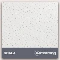 Потолок Armstrong Плита (SCALA) Board 600х600х12мм