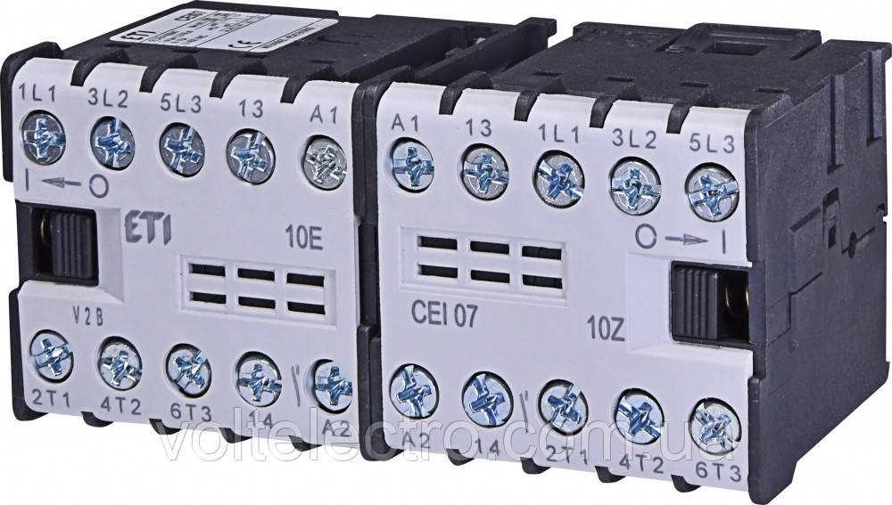 Контактор миниатюрный CEI07.10-230V-50/60Hz