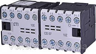 Контактор мініатюрний CEI07.10-230V-50/60Hz