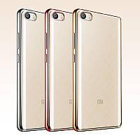 TPU чехол для Xiaomi Mi5 (3 цвета)