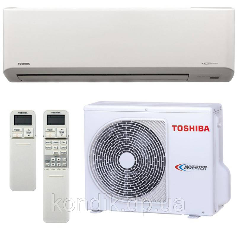 Кондиционер Toshiba RAS-10N3KV-E/RAS-10N3AV-E  інвертор
