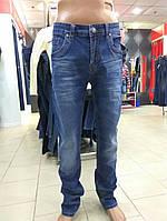 Джинсы мужские прямые размеры 32-38