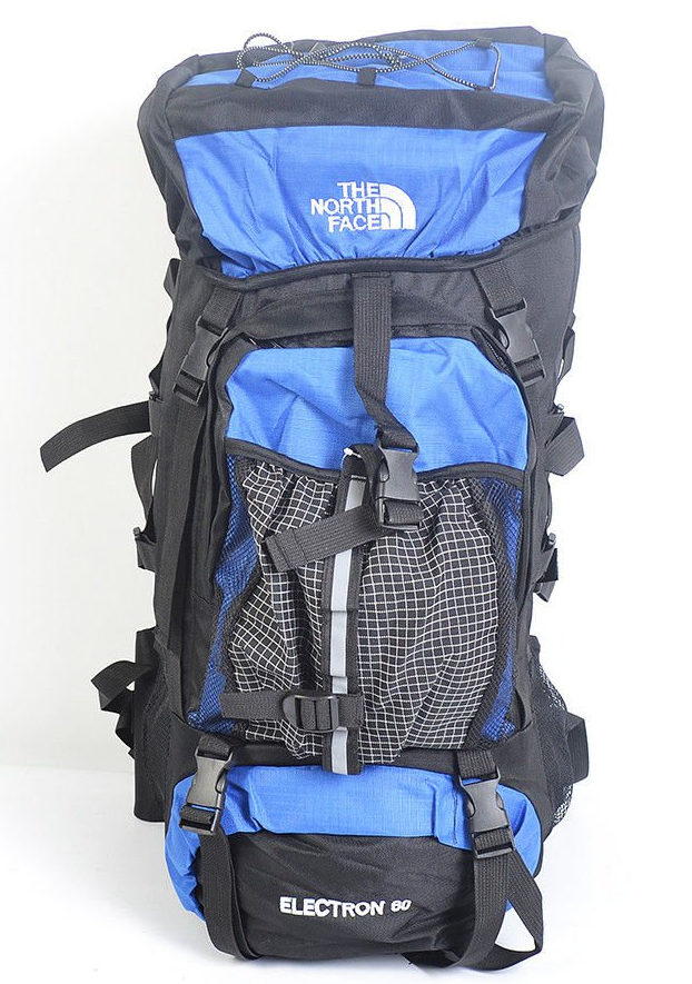 Туристичний рюкзак The North Face на 60 літрів