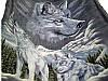 Простынь махра (микрофибра) Elway