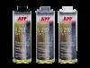 Средство для защиты кузова и герметик APP U210 2 in 1 белый