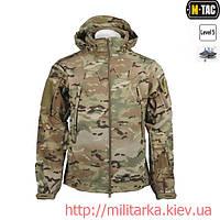 Куртка Softshell M-Tac multicam