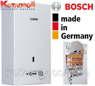 Газовый проточный водонагреватель (газовая колонка) Bosch Therm 4000