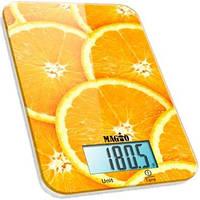 Весы кухонные Magio MG-296 апельсин