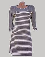 Платье - туника, ( L ).