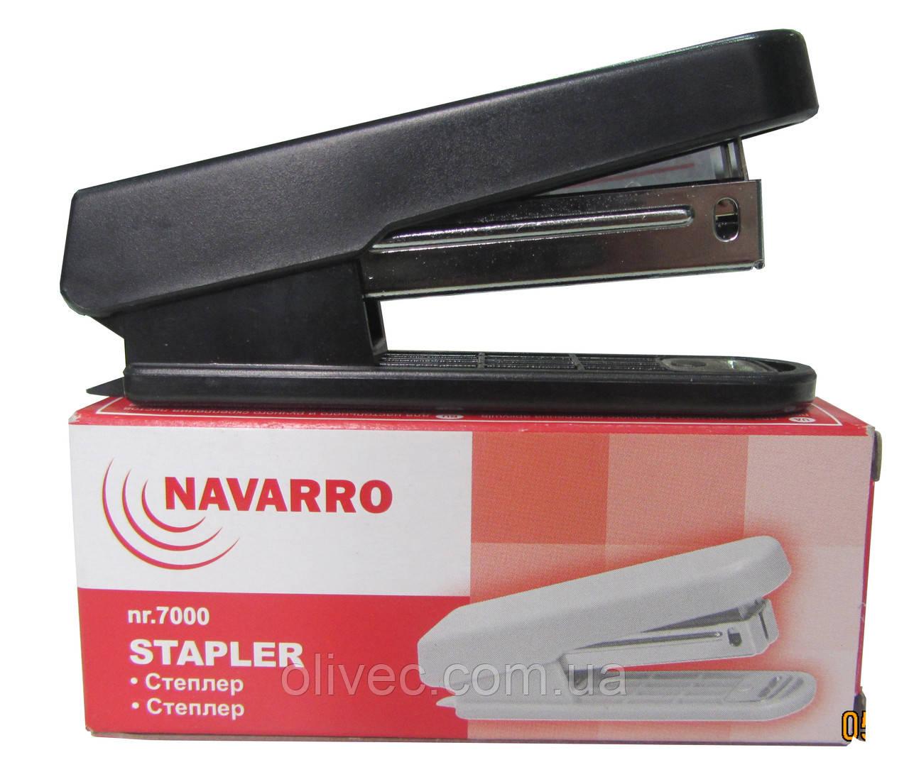 """Степлер """"Navarro"""" № 10, 10 листов"""