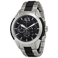 Часы мужские Armani Exchange Chronograph Black AX1214