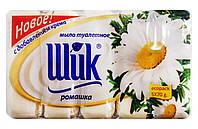 Крем-мыло туалетное Шик Ромашка Цветы любви Экопак 5 х 70 г - 350 г.