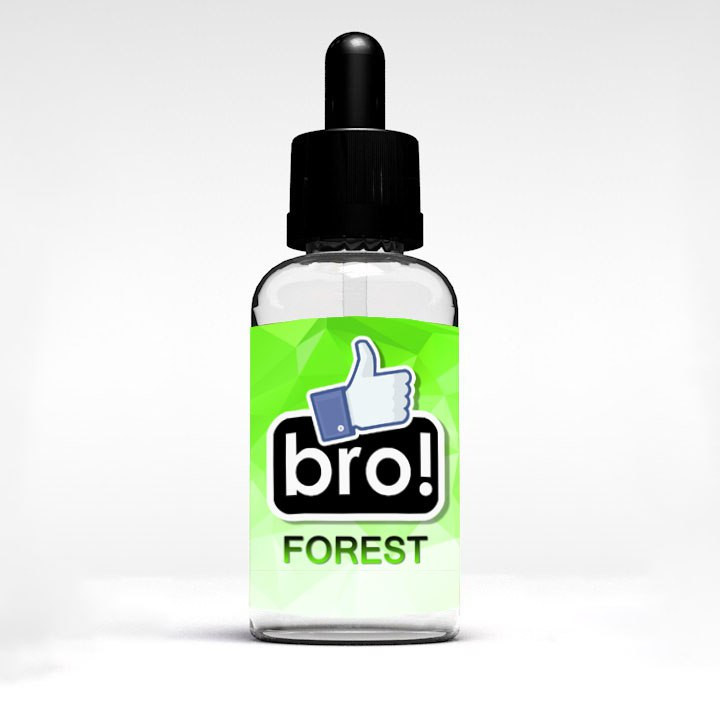 Bro Forest - 30 мл, VG/PG 70/30