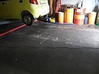 Резиновая плитка для гаража, фото 1